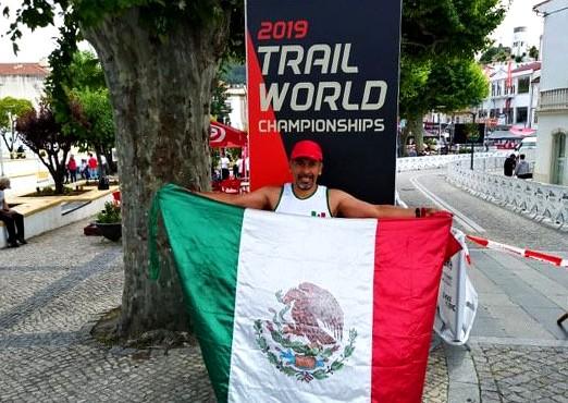 Destaca oaxaqueño en campeonato mundial de trail running