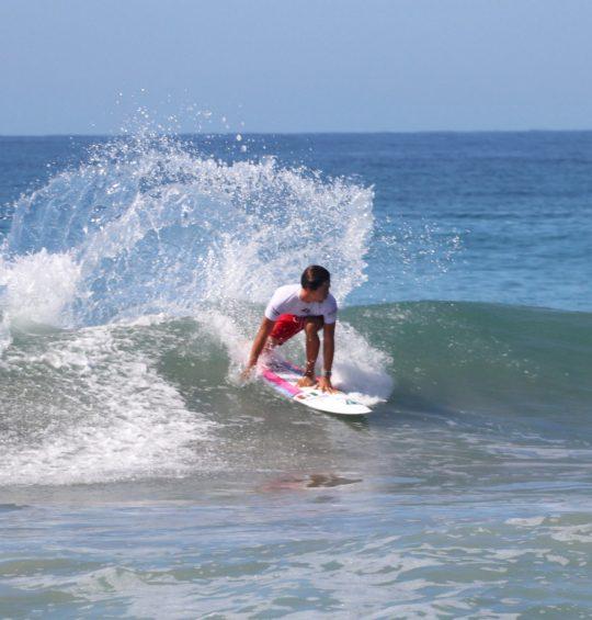 Oaxaca, campeón en juegos nacionales de surf