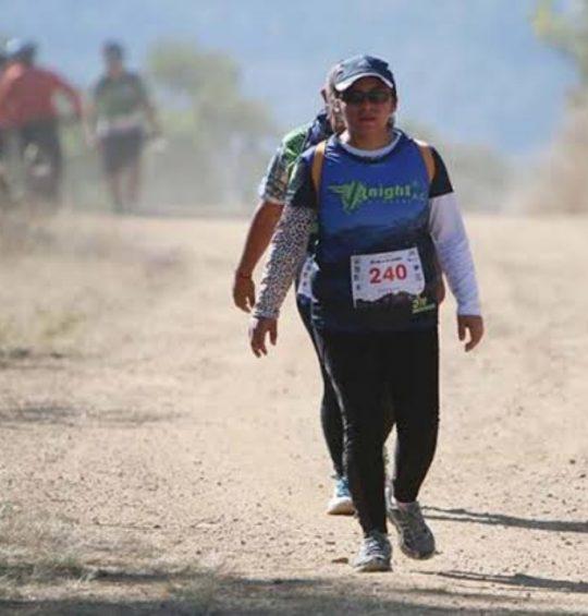 Preparan trail en las montañas de San Pablo Etla