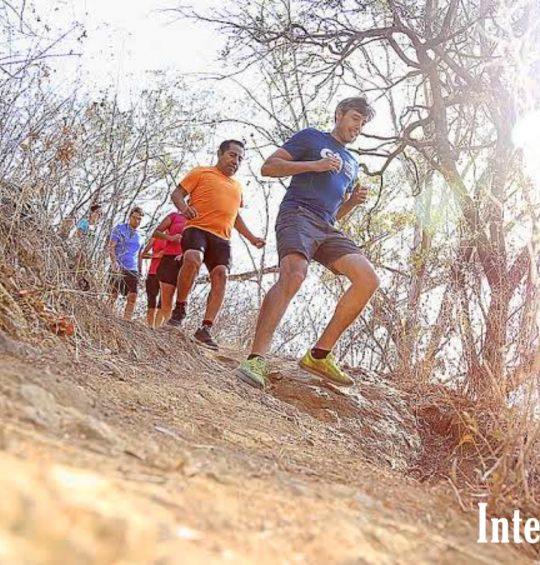 Convocan a trail en Tlaxiaco