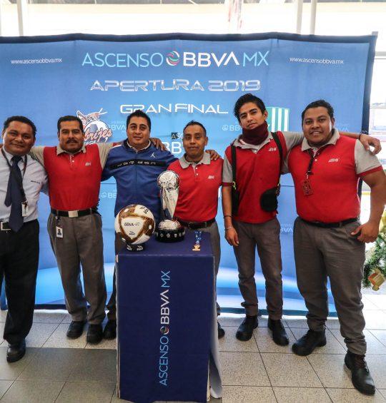 El trofeo del campeón recorre Oaxaca