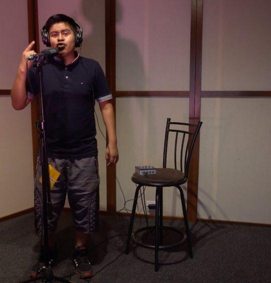 """""""Rap en lengua triqui y español"""" un filme de Carlos Guadalupe Hernández"""