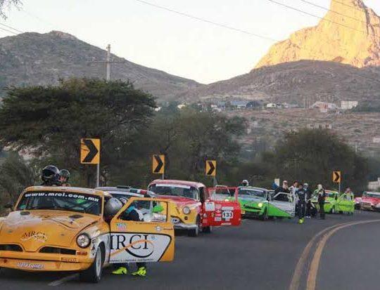 Carrera Panamericana en Oaxaca será a puerta cerrada y transmitida en vivo ante Covid-19