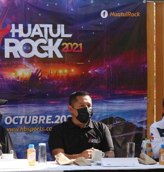 Realizarán Huatulrock, justa que combinará el deporte con el rock